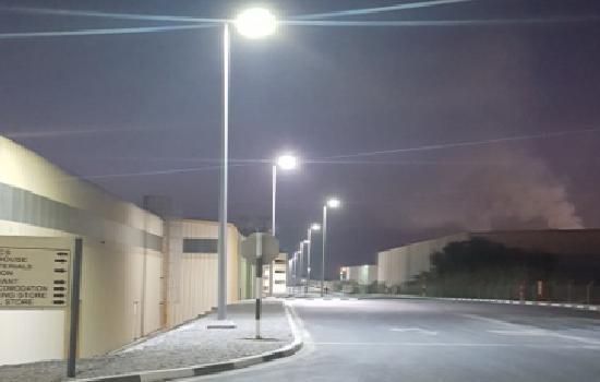 cesp LED street light dubai