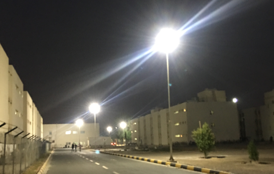 Outdoor Metal Halide Retrofit to LED