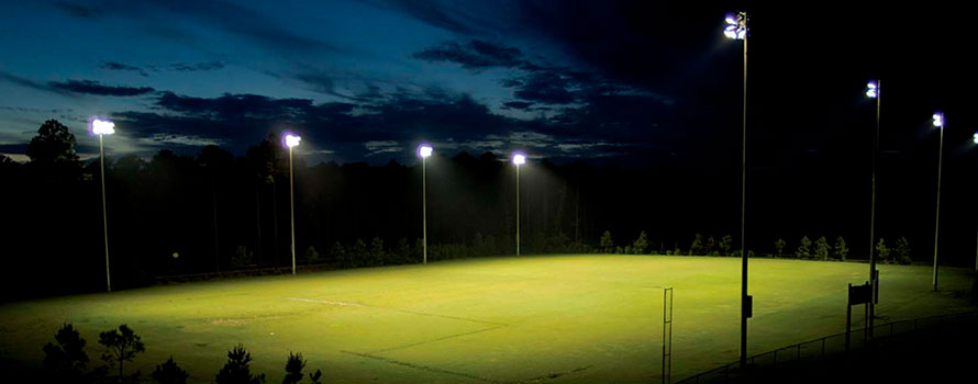 CESP LED Lights For Sports Courts